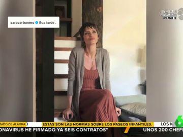 Sara Carbonero arrasa con su radical y favorecedor look tras un año de lucha contra el cáncer