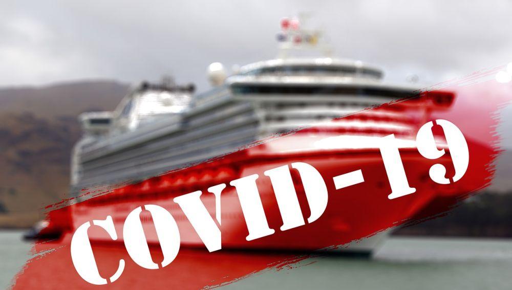 crucero covid