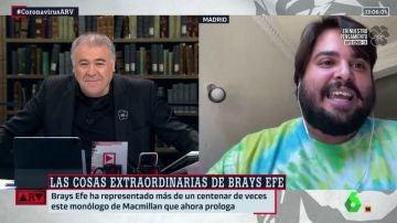 Ferreras y Brays Efe