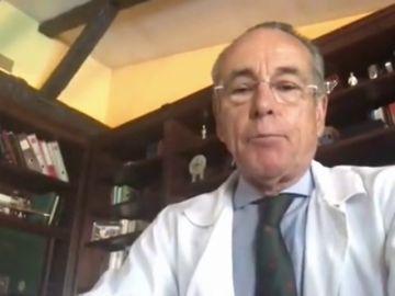 """Disparan a un cardiólogo en una manifestación de Vox en Jaén: """"La bala me pasó rozando la cara"""""""