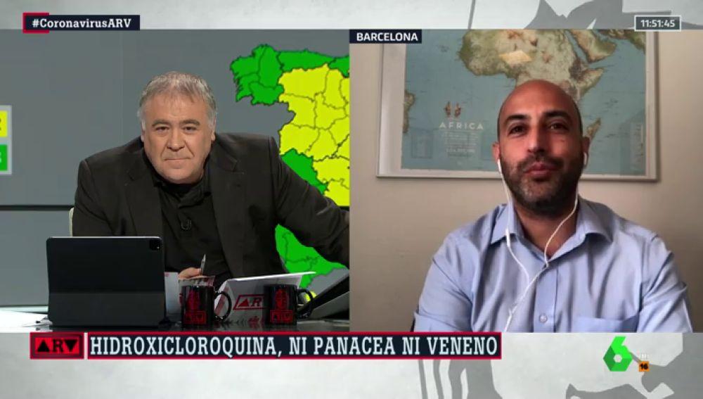Así destaparon tres científicos de Barcelona el falso estudio sobre la hidroxicloroquina