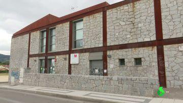 Imagen de un centro de salud de Madrid