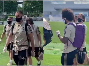 El Real Madrid llega al Alfredo di Stefano