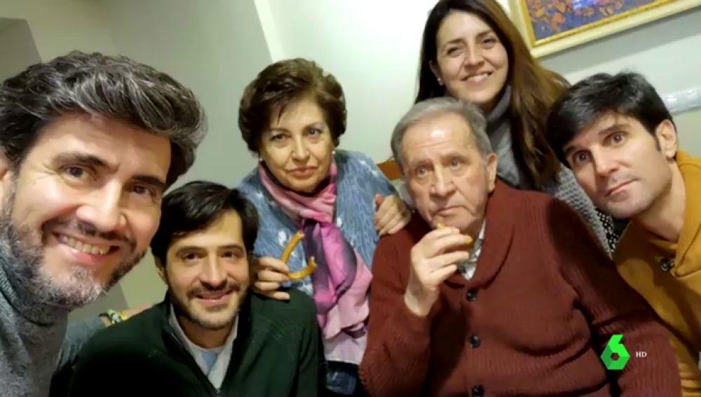"""El calvario del padre de Alfredo, fallecido en una residencia de Madrid: """"Nos dijeron que no reunía las condiciones para ser trasladado"""""""