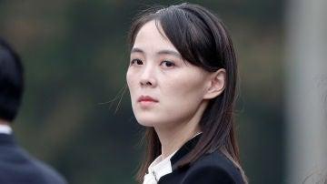 Kim Yo Jong, hermana de Kim Jong Un