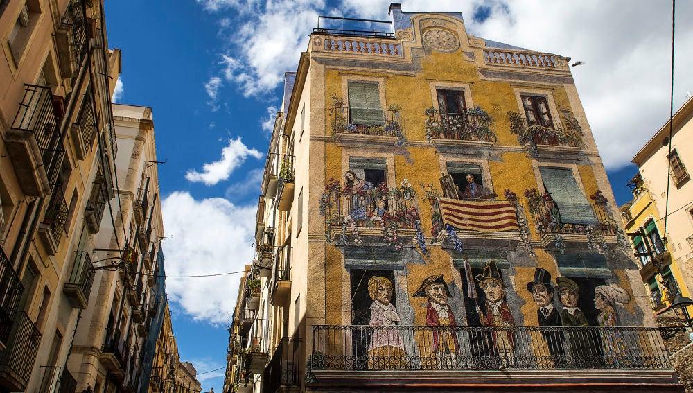 Arte Urbano en Plaza Sedassos