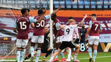 Aston Villa - Sheffield United