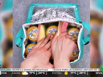 Día Mundial del Pícnic: el truco casero para mantener las bebidas frías fuera de casa