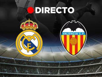 Real Madrid - Valencia: Resultado del partido de fútbol de hoy, EN DIRECTO