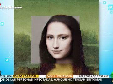 Convierte obras de arte en personas de carne y hueso gracias a la inteligencia artificial