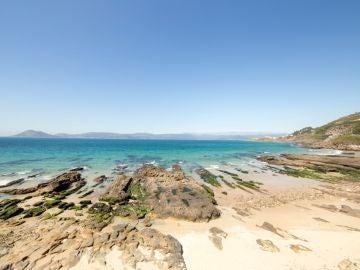 Playa de Arnela, Porto do Son