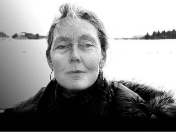 La poeta canadiense Anne Carson