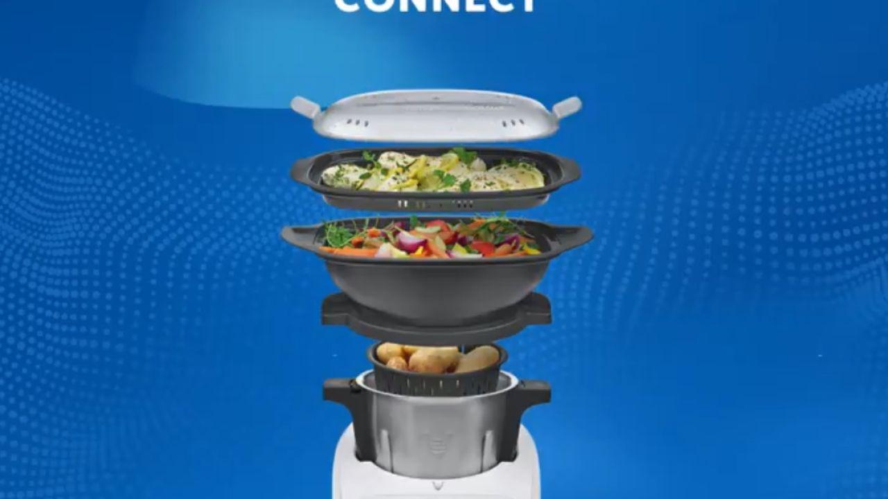 Monsieur Cuisine Connect, robot de cocina de Lidl