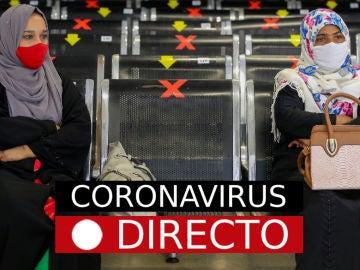 Coronavirus España hoy: Última hora de la fase 3, casos y nueva normalidad, en directo