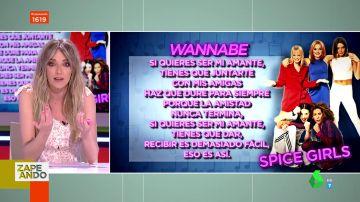 Anna Simon analiza la letra de Wannabe