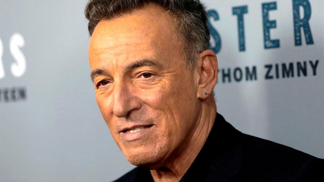 Imagen de archivo del músico Bruce Springsteen.