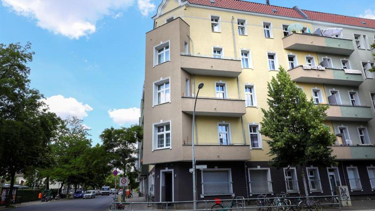 Bloque de la ciudad de Berlín en cuarentena del pasado 16 de junio.