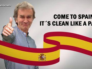 """""""Elige España, tu destino seguro"""": el anuncio de El Intermedio para conquistar al turismo extranjero al ritmo de 'La Macarena'"""