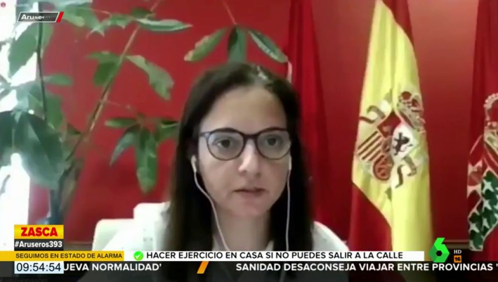 La respuesta de la alcaldesa de Getafe a un edil de Vox