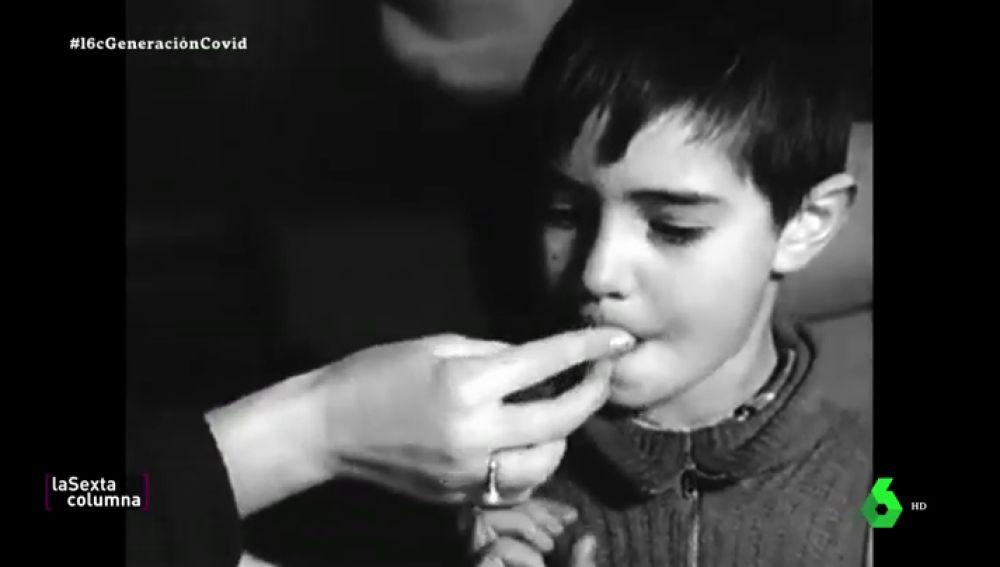 La original solución para llevar la vacuna de la polio a toda España ante la falta de medios durante el franquismo