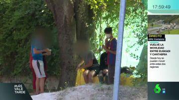 Los vecinos del madrileño barrio de Batán denuncian un aumento de delitos cometidos por menores no acompañados