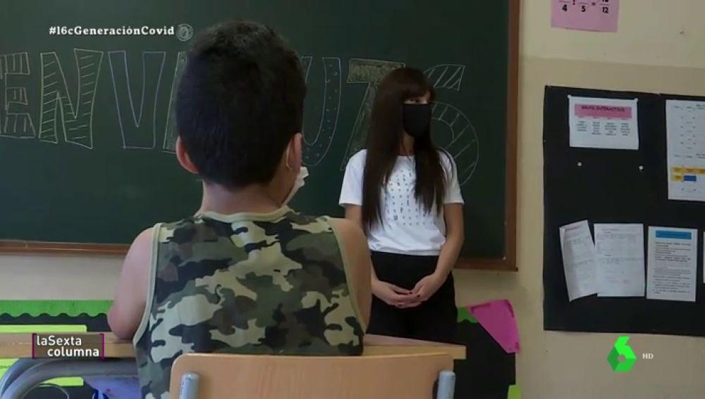 """La brecha de clases educativa durante la crisis del coronavirus: """"La escuela es un nivelador social muy fuerte"""""""