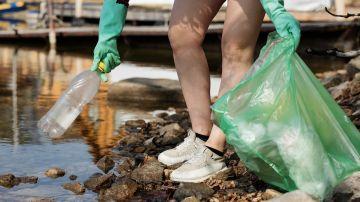 Según la fuente, el tiempo que permanecen los plásticos en el océano varía de unos pocos años a siglos
