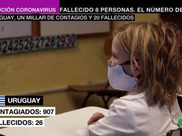 """¿Por qué Uruguay se ha convertido en el """"oasis"""" de Latinoamérica en la lucha contra el coronavirus?"""