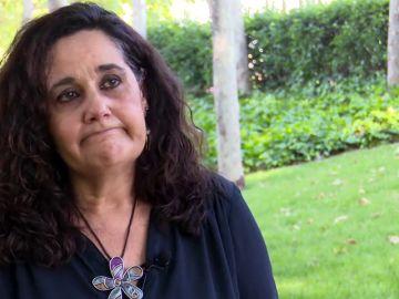 Carmen López, su madre murió por COVID-19