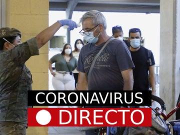 Coronavirus en España hoy   Nueva normalidad, casos, muertos y rebrotes, noticias en directo