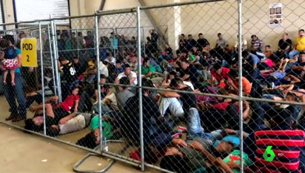Trump, obligado a liberar al menos a 124 menores migrantes en centros de detención