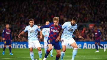 RC Celta de Vigo - FC Barcelona: horario, posibles alineaciones, dónde ver el partido y previa