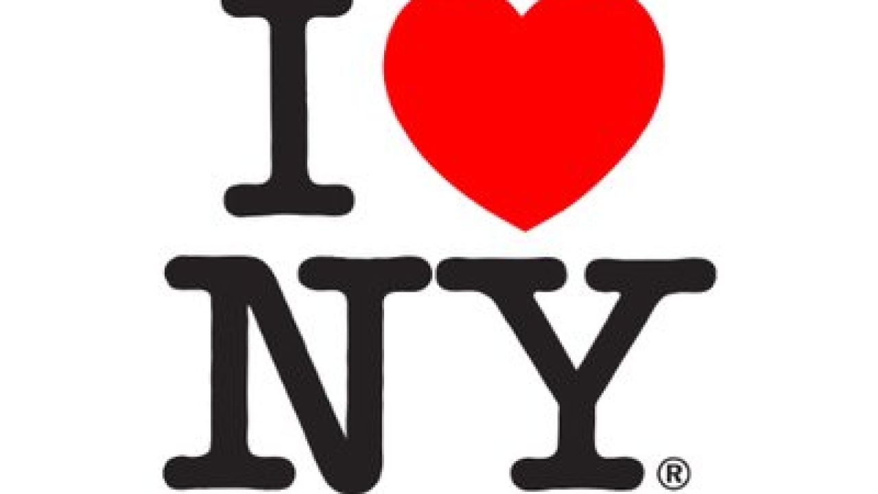 El logo 'I love New York'