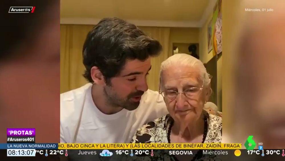 Las bonitas palabras de Miguel Ángel Muñoz que emocionan a su tata