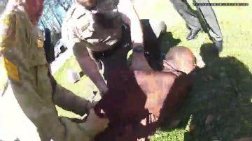 La Policía de Georgia detiene y agrede a un hombre negro tras confundirlo con un sospechoso