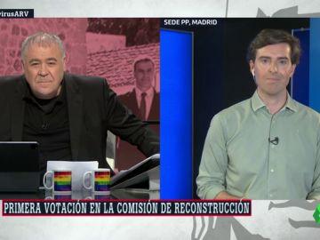 Pablo Montesinos en ARV