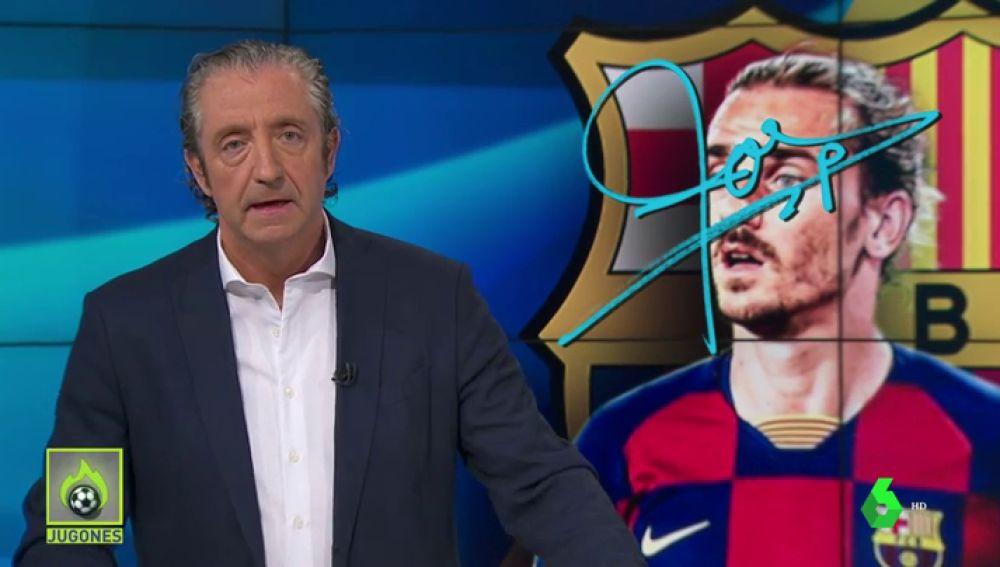 """Josep Pedrerol: """"Ya sabemos que Griezmann no tiene nivel para jugar en el Barça... pero Setién tiene que ser listo"""""""