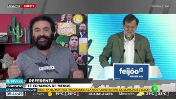 El Sevilla comenta la nueva frase 'célebre' de Rajoy:
