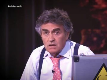 El Intermedio 'entrevista por la cara' este jueves a Fernando Simón
