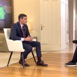 La entrevista a Pedro Sánchez en Al Rojo Vivo en 10 titulares
