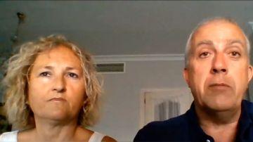 Rosa e Isidro, padres de Paco Molina