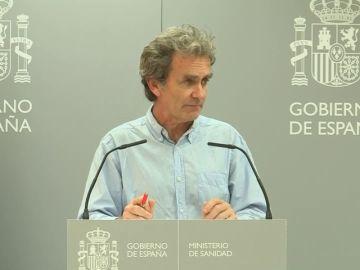 Fernando Simón asegura que el Gobierno de Cataluña se plantea confinamientos selectivos por los rebrotes de LLeida
