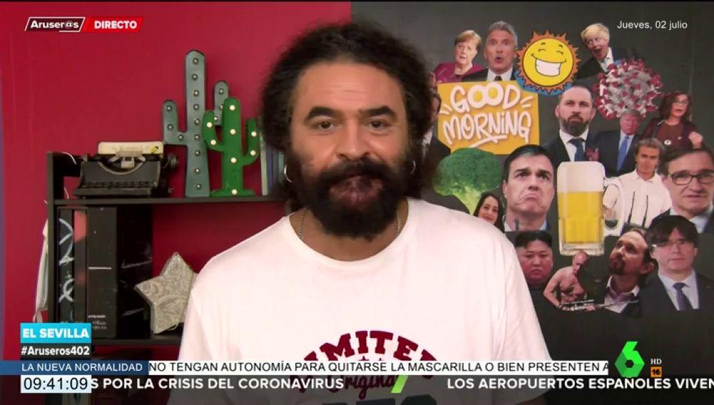 El Sevilla responde a Trump tras conocer que se ha quedado con casi toda la producción de Remdesivir