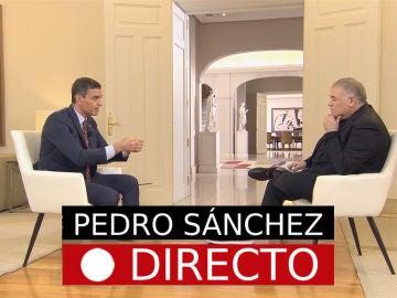 """Coronavirus España: Sánchez a Ferreras: """"Con los datos que tenemos hoy, es evidente que llegamos tarde"""", en directo"""
