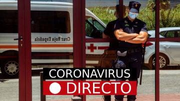 Coronavirus España hoy | Rebrotes, casos, muertos y nueva normalidad, en directo