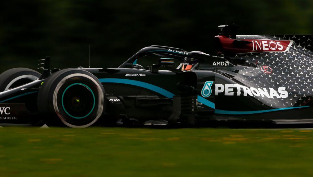 Lewis Hamilton GP Austria 2020 Libres