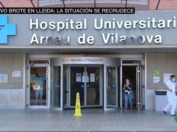 Un nuevo brote en una empresa frutícola aumenta a 15 los focos activos de coronavirus en Lleida