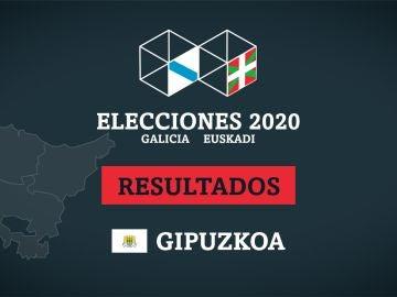 Resultados de las elecciones en Gipuzkoa