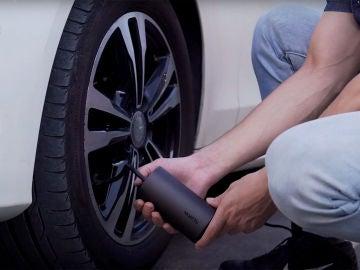 Mojietu Lightning-A Smart & Portable Tire Inflator