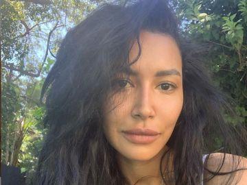 La actriz Naya Rivera